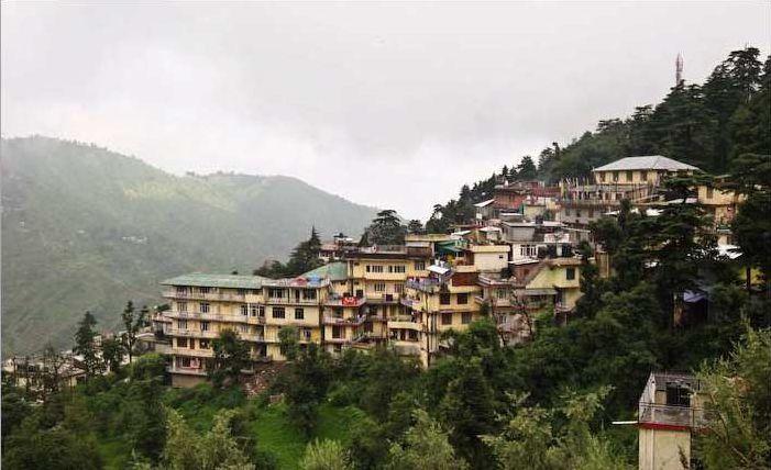 Dharamsala inde projet Dalai-Lama